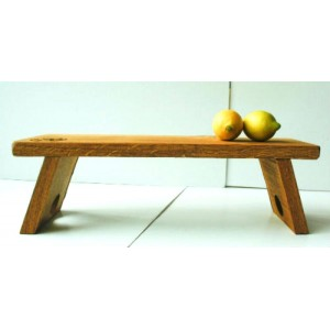 Trapezoid Bench